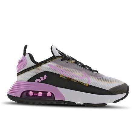 Nike Air Max 2090 - basisschool Schoenen - White - Textil, Synthetisch, Leer - Maat 37.5 - Foot Locker