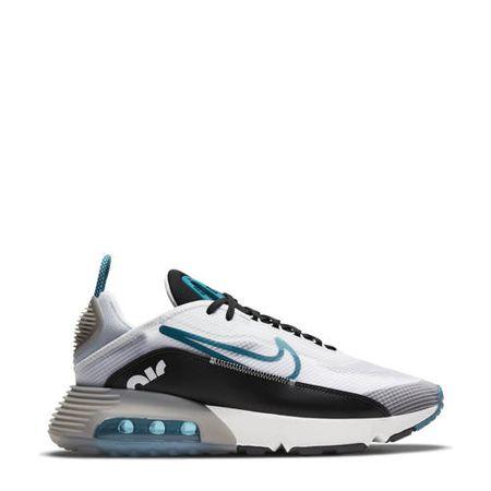 Nike Air Max 2090 sneakers wit/groen/zwart