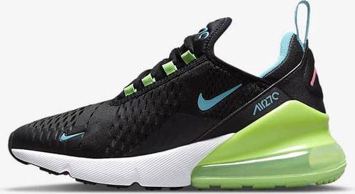 Nike Air Max 270 GS zwart-groen