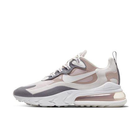 Nike Air Max 270 React Damesschoen - Paars