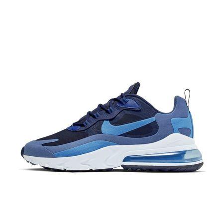 Nike Air Max 270 React (Impressionism Art) Herenschoen - Blauw