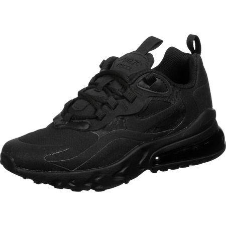 Nike Air Max 270 React Kinderen Sneakers zwart 35,5 EU