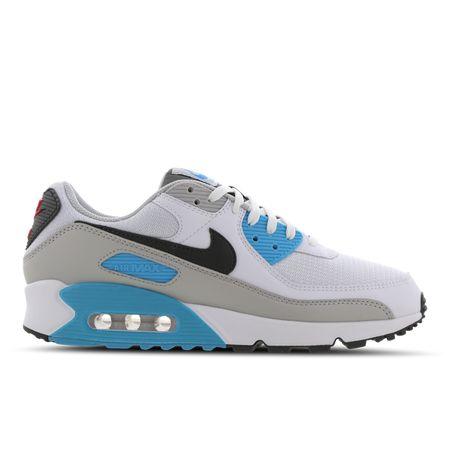 Nike Air Max 90 Essential - Heren Schoenen - White - Leer, Synthetisch - Maat 40 - Foot Locker