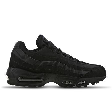 Nike Air Max 95 - Heren Schoenen - Black - Leer - Maat 44 - Foot Locker