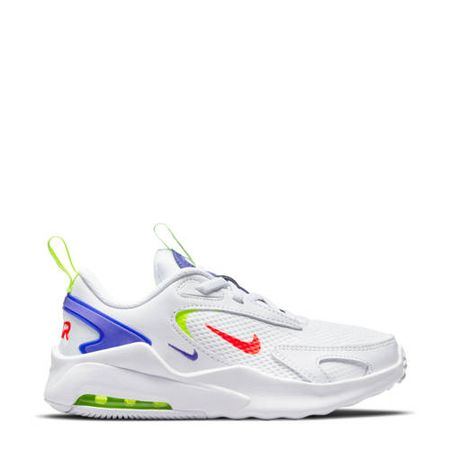 Nike Air Max Bolt (PSE) sneakers wit/rood-geel-kobaltblauw