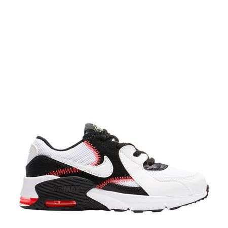 Nike Air Max Excee (PS) sneakers wit/zwart/rood