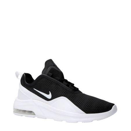 Nike Air Max Motion 2 sneakers zwart/wit