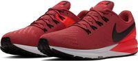 Nike Air Zoom Structure 22 Heren Sportschoenen - Cedar/Black-Brt Crimson-White