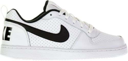 Nike Court Borough Low (GS) Sneakers Dames - White/Black