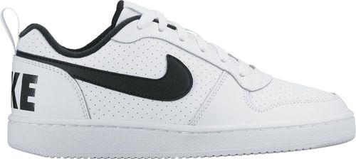 Nike Court Borough Low (GS) Sneakers Dames - White/Black