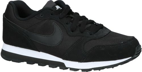 Nike Dames Sneakers Md Runner 2 Wmns - Zwart -  38+