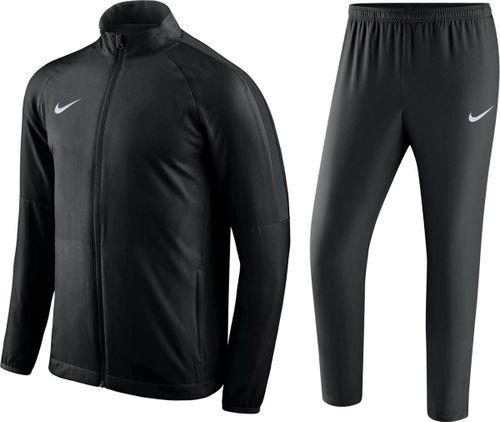 Nike Dry Academy18 Trk uit W Trainingpak Heren - Zwart/Zwart/Anthracite/Wit