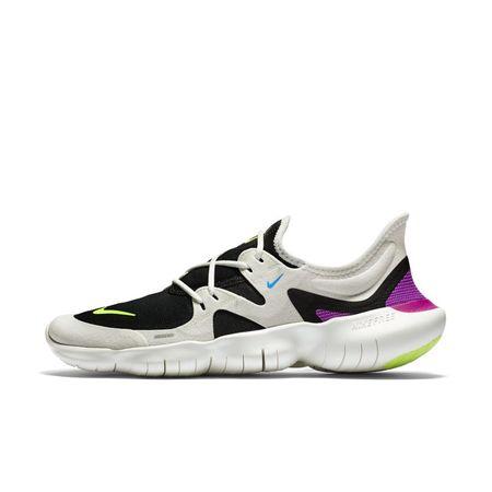 Nike Free RN 5.0 Hardloopschoen voor heren - Wit