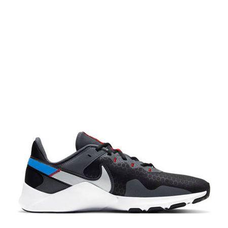 Nike Legend Essentail 2 fitness schoenen zwart/grijs