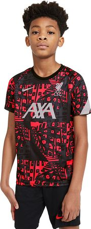 Nike Liverpool Pre-Match Top Kids