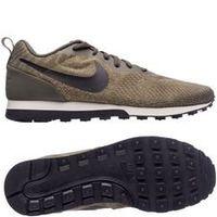 Nike MD Runner 2 Mesh - Groen/Zwart/Blauw