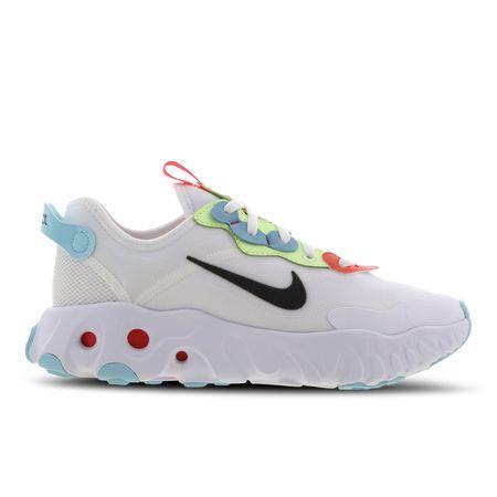 Nike React Art3mis - Dames Schoenen - White - Textil, Leer, Synthetisch - Maat 38 - Foot Locker