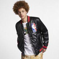 Nike SB x NBA Bomberjack voor heren - Zwart