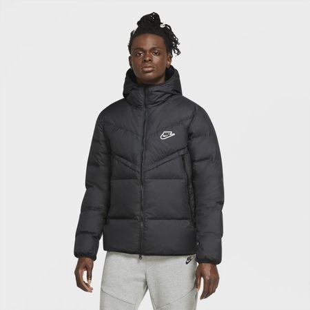 Nike Sportswear Down-Fill Windrunner Herenjack - Zwart