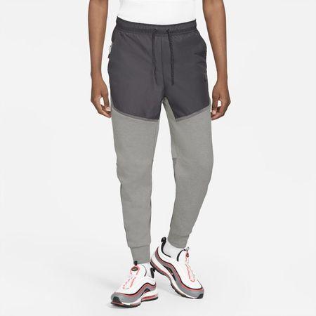 Nike Sportswear Tech Fleece Geweven joggingbroek voor heren - Grijs