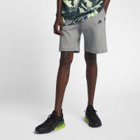 Nike Sportswear Tech Fleeceshorts voor heren - Grijs