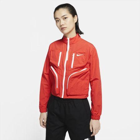 Nike Sportswear Tech Pack Geweven damesjack - Rood