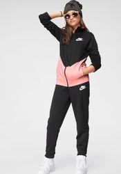 Nike Sportswear trainingspak BOYS NIKE SPORTSWEAR CORE TRACKSUIT PLAY FUTURA (set, 2-delig)