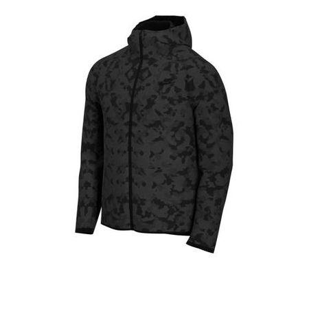 Nike Tech fleece jack grijs