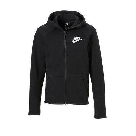 Nike Tech Fleece vest zwart