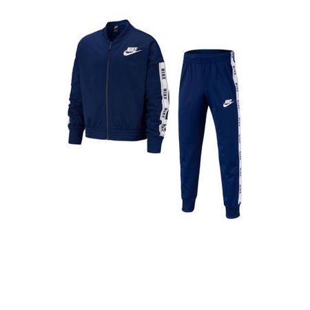 Nike trainingspak donkerblauw