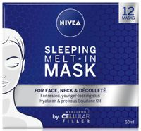 Nivea Hyaluron CELLular Filler Sleeping Melt-In Mask