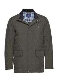O1. The Quilted City Jacket