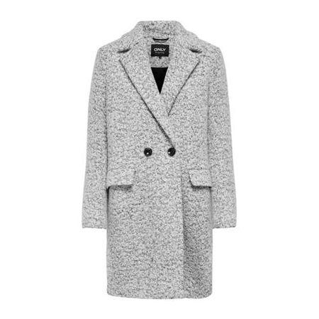 ONLY coat grijs