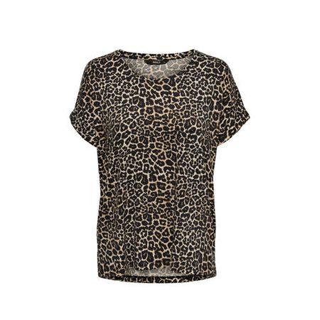 ONLY top met luipaard print