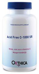 Orthica Vitamine acidfree c-1000 sr 90 tabletten