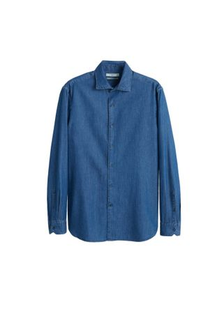 Overhemd 'Chambre'