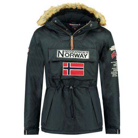 Parka Jas Geographical Norway  BARMAN BOY