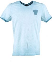 Pme legend blauw t-shirt