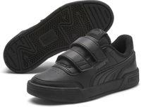 PUMA Caracal V PS Sneakers Kinderen - Puma Black-Puma Black-Dark Shadow