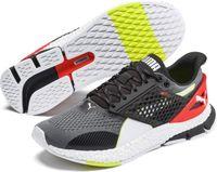 PUMA Hybrid Astro Sneakers Heren - CASTLEROCK-Puma Black-Nrgy Red