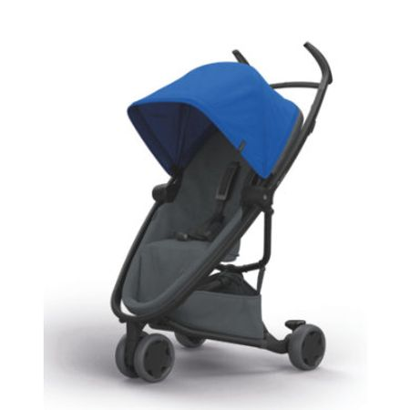 Quinny  Buggy Zapp Flex Blue on Graphite