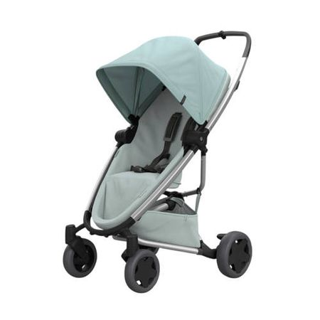 Quinny Zapp Flex Plus buggy Frost On Grey