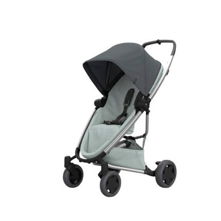 Quinny Zapp Flex Plus buggy Graphite on Grey