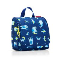 reisenthel ® Toiletbag kids abc friends blue - Blauw
