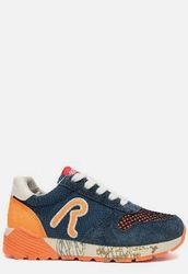 Replay Sneakers blauw