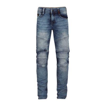 Retour Denim tapered fit jeans Yves vintage blauw