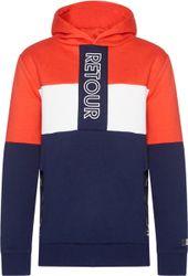 Retour Jeans Jongens Sweatshirt - Dark Indigo Blue -  6