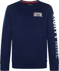 Retour Jeans Jongens Sweatshirt - Donker indigo blauw