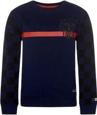 Retour Jeans Jongens Sweatshirt - Indigo blauw