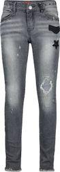 Retour Jeans Meisjes Jeans slim fit - Medium Grey Denim